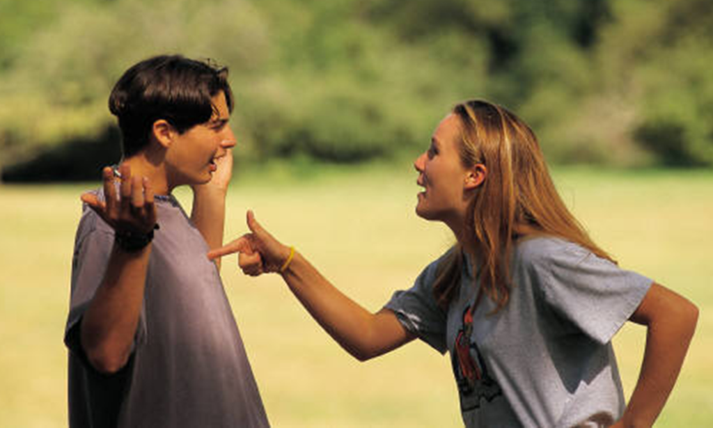 Dealing with difficult older teen